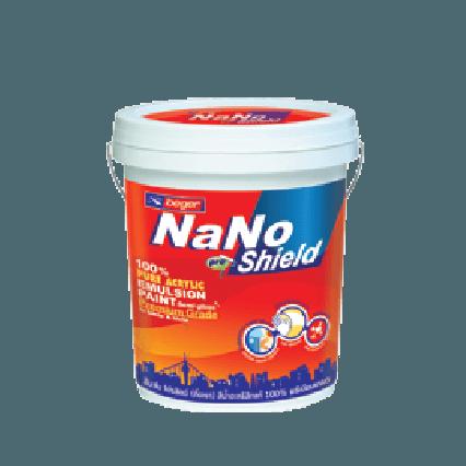 Sơn Lót Beger Nano-1 Shield Alkali Resisting Primer 9999
