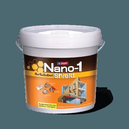 Sơn Ngoại Thất Beger Nano 1 Shield