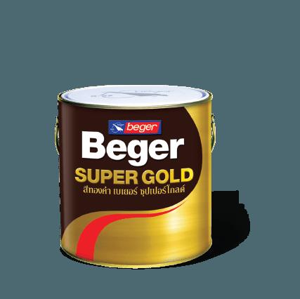 Sơn Vàng Beger Super Gold Acrylic Lacquer (AL123 & AL 202).