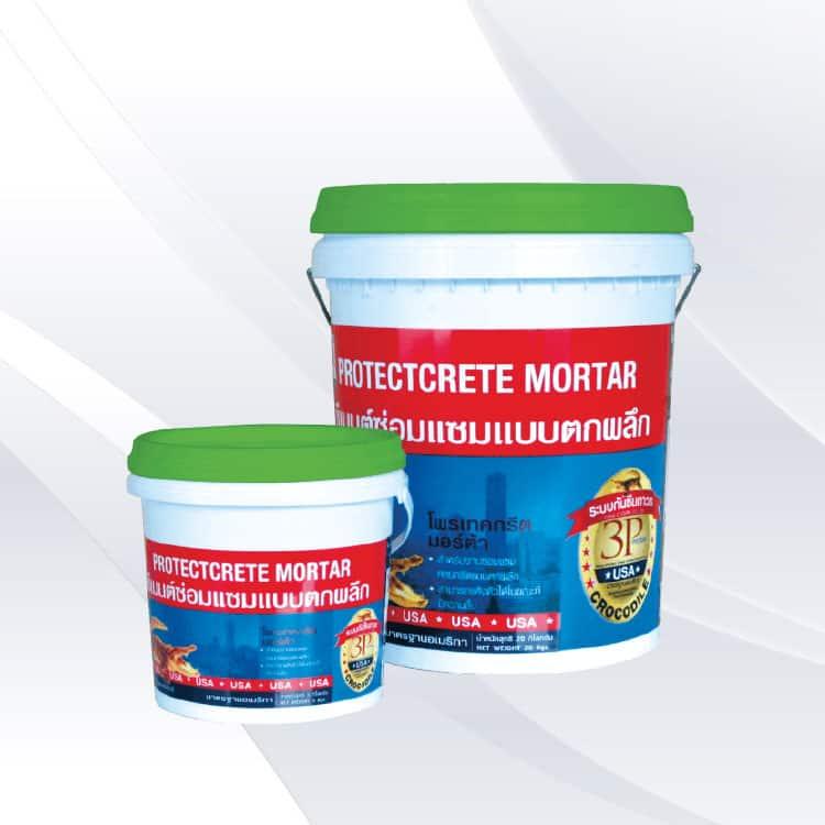 Vữa Sửa Chữa Kết Cấu – Crocodile Protectcrete Mortar